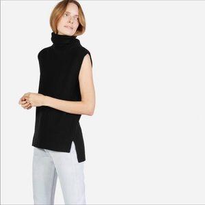 Everlane Chunky Sleeveless Sweater